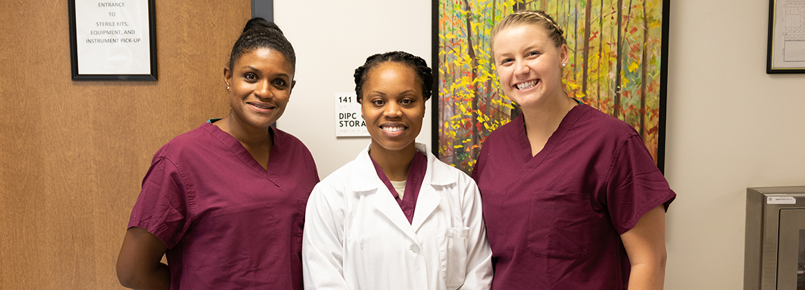 Dental assistant program trains volunteers for a career in dentistry
