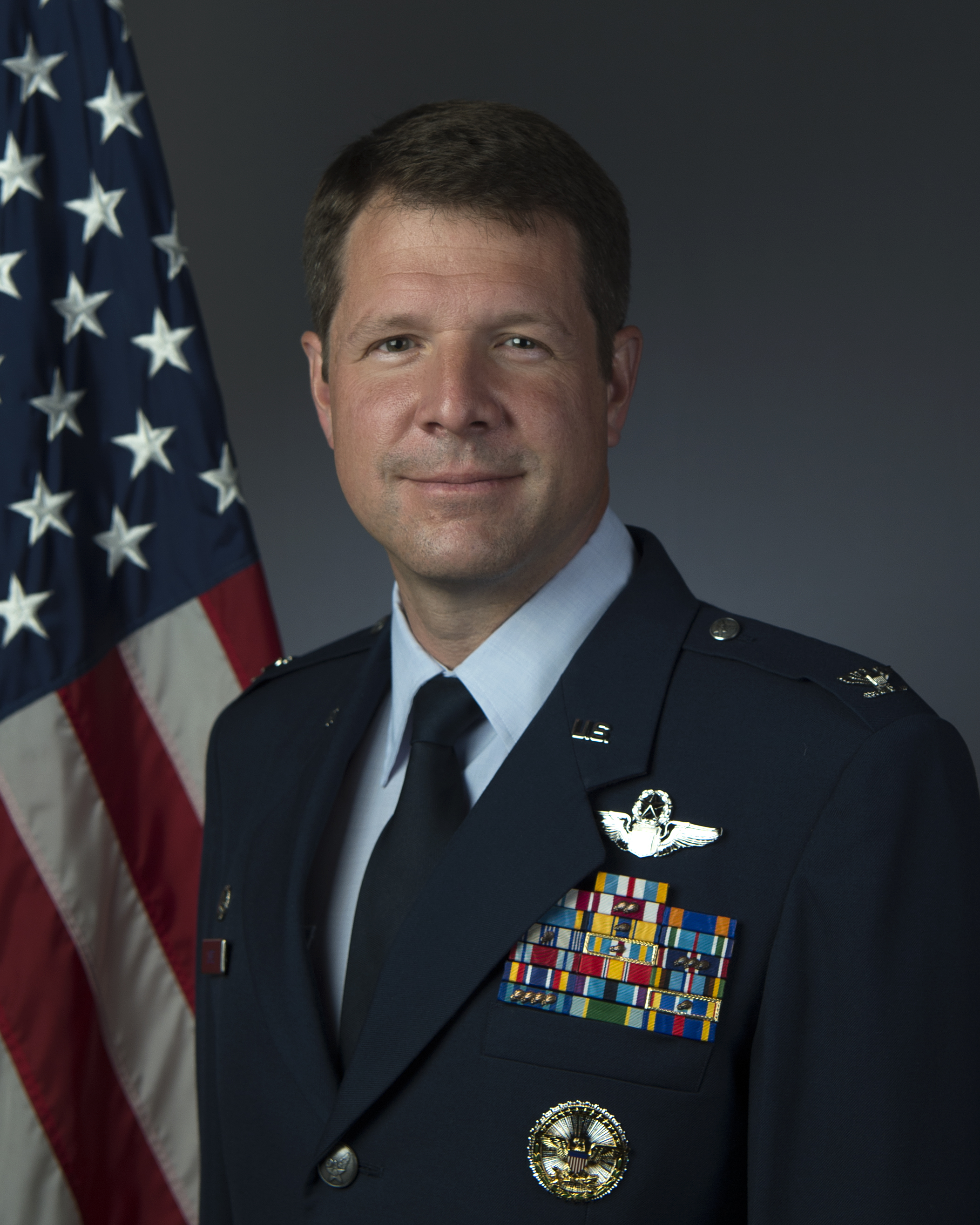 Col. David R. Lopez