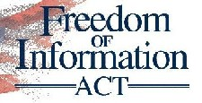 Freedom of Information Act (FOIA)